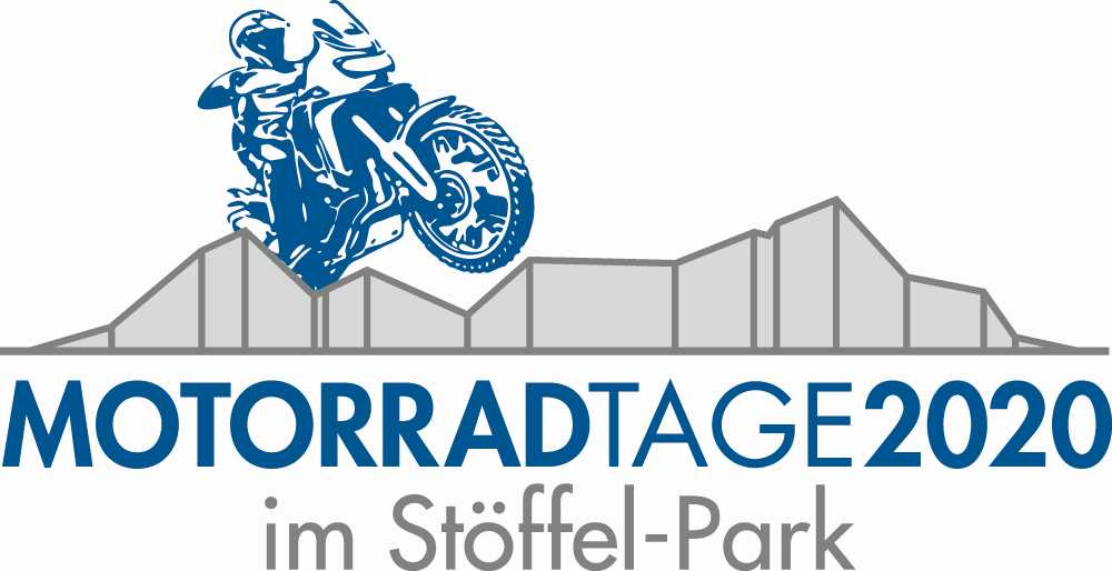 Logo Motorradtage im Stöffel-Park 2020