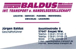 Baldus Transport
